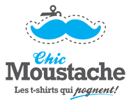Chic Moustache Logo